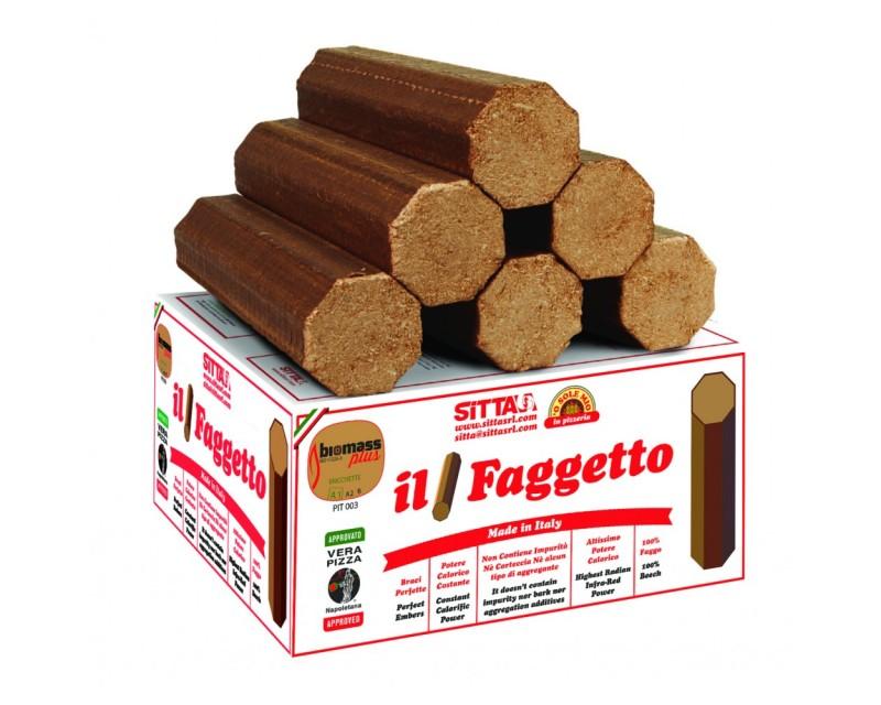 Faggetto - Tronchetto di puro faggio 100%