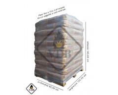 Pellet Thermospan Bancale (66 sacchi da 15 kg) - Prezzi Prestagionali - CONSEGNA A DOMICILIO INCLUSA ENTRO LA PROVINCIA DI VERONA - Offerta valida fino ad esaurimento scorte