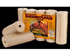 Briketts di legno pressato